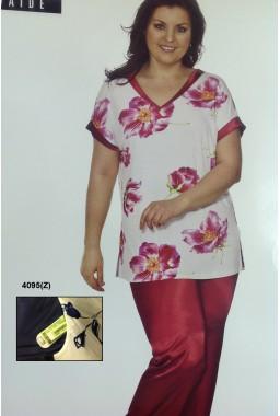 Майка и брюки (комплект) женский