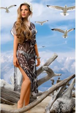 Платье пляжное женское