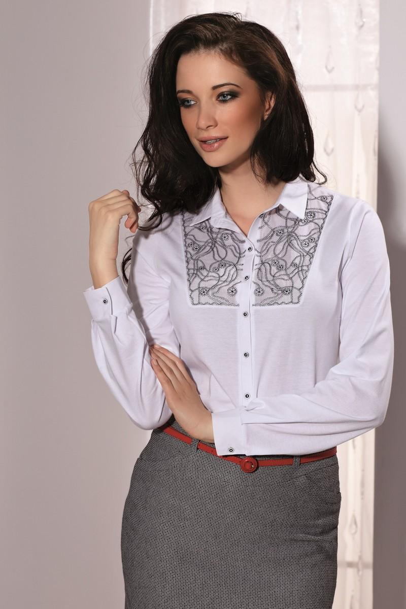 Красивые Белые Блузки Фото В Омске