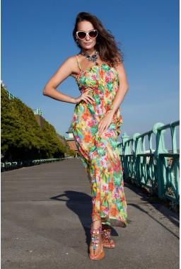 Платье женское пляжное