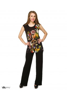 Туника и брюки (комплект) женский
